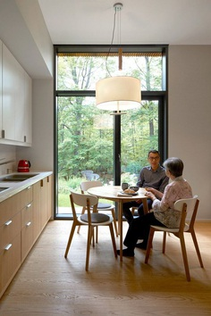 An Intergenerational Home Conceived by Williamson Williamson as Two Distinct Residences 11