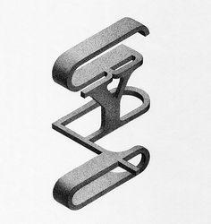 #crypto #typography