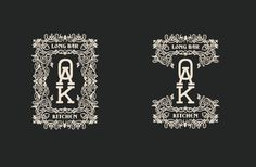 oak1_09112012 #logo #ornate #identity #branding