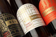 labels #packaging #beer
