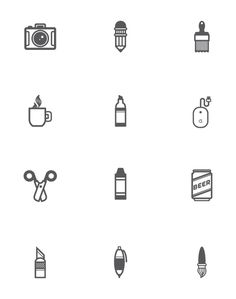 Design defined in icons