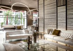 Living Divani Temporary Store at Torre Velasca Expo 2015 - sofa, #sofa #design, furniture design, seat