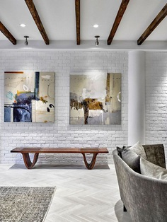 Tribeca Condo Comes Alive With Fresh Palette of Colors and Textures 2