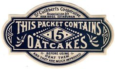 Free Flavour » St Cuthbert's Oatcakes #freeflavour #oatcakes