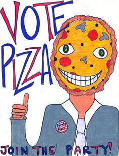 Free Fridayz: Pizza Party #vote #pizza #party