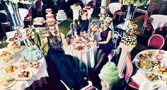 harrods fashion food digital campaign #crossed #process #food #candy #photography #fashion
