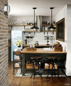 Kitchen, home