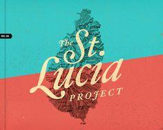 Charity Logo Concept 2 #logo #st #lucia