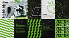 Icon Motorsports- Airflite Vector - Mindsparkle Mag Alex Lazaris & Jason Vestri designed the Icon Motorsports- Airflite Vector. #logo #packaging #identity #branding #design #color #photography #graphic #design #gallery #blog #project #mindsparkle #mag #beautiful #portfolio #designer