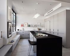 17th street loft by IdS/R Architecture #design #interiors
