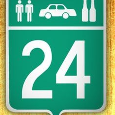 Route 24 on Vimeo #webisode logo