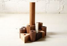 JOINERY Shapes Candlesticks LIVING #candlesticks