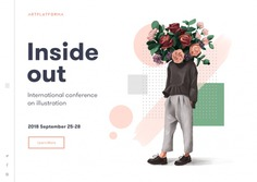 Design Event Landing Page