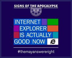 Internet Explorer is Actually Good Now
