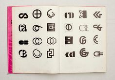 Trade Marks & Symbols | PICDIT #design #graphic #color #book #logo #type #typography
