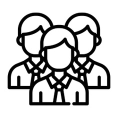 See more icon inspiration related to team, group, people, men, users and seo and web on Flaticon.