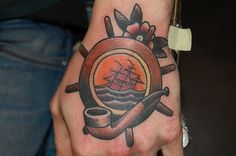 DSC_0007 | Flickr - Photo Sharing! #tattoo #sunset #pipe #ship #flower