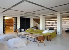 Eclectic House With a Raw Natural Decor - #architecture, #home, #decor, #interior, #homedecor