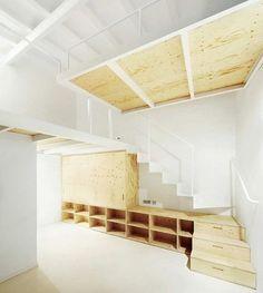 Making A Loft That\'s Just 366 Square Feet Feel Big   Co.Design