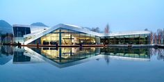 Spark, Chongqing, LTVs, Lancia TrendVisions #architects #architecture #park