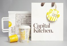 Capital Kitchen : Cornwell : Brand and Communications #packaging #australian #food