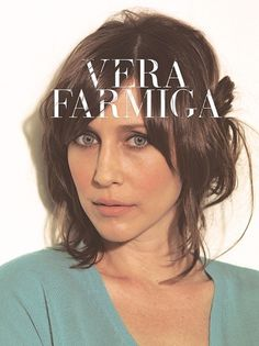 Jesse Penico | Graphic Designer #hair #vera #farmiga #actress #typography
