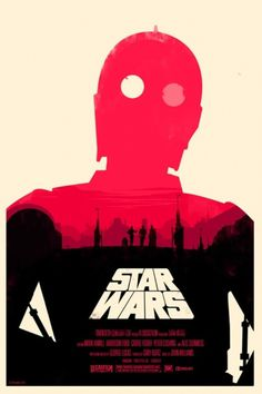 Mondo: The Archive | Olly Moss Star Wars, 2010 #movie poster