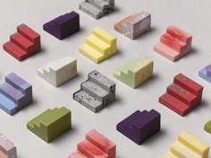 Modular chocolates