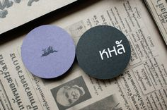 Kha on Behance (thai style) #collateral #branding