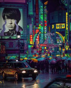 Liam Wong Captures The Beauty of Tokyo's Nightlife