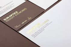 Lovely Stationery . Curating the very best of stationery design #identity #foil #stationery #hint