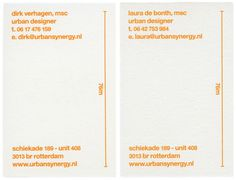 almost Modern : Urban Synergy #card #print #business #stationery