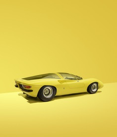 Drop A Gear - 10 Stunning Italian Concept Cars from 1968-1979