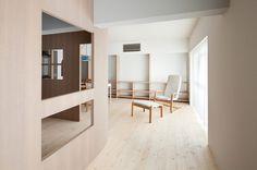 Tama N by sinato #interior #minimalist