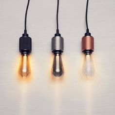 Buster Bulb by Buster + Punch #light bulb #design #minimalism