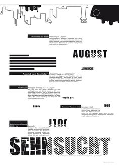 harald geisler typo/graphic posters #print #design #graphic #poster #layout #typography