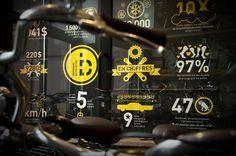DUMOULIN BICYCLETTES : Sébastien Bisson #bicycle #logo #branding