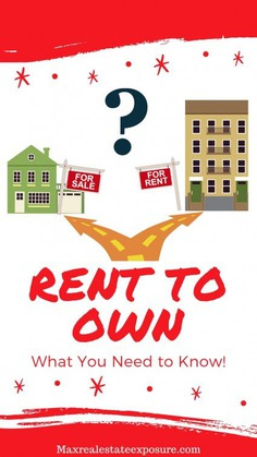 How Does Renting to Own Work