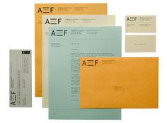 Andrea Carillo Iglesias #card #print #identity #business