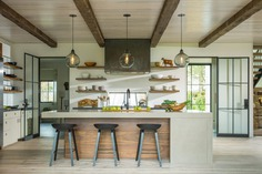 kitchen / Joan Heaton Architects