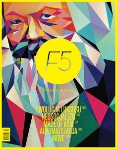 F5 Magazine (Pologne / Poland) #magazine