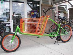 truck #bicycle #bike
