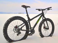 The Drift – A True All Terrain Fat Bike