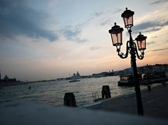 Purple diary | page 1 #venice #sunset