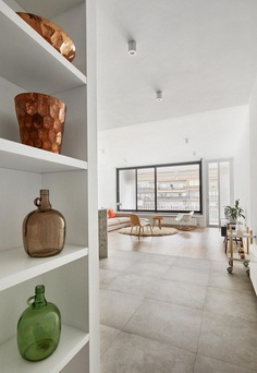Villarroel Apartment in Barcelona, Raul Sanchez Architects 6