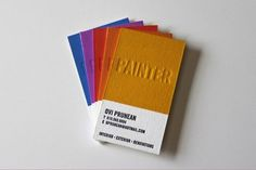 Business Card Ideas and Inspiration | Oh So Beautiful Paper #card #business