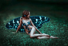 Conceptual and Fine Art Portrait Photography by Svetlana Belyaeva