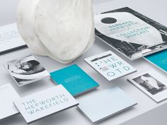 The Hepworth Wakefield Campaign by A Practice For Everyday Life #branding #campaign #exhibition #identity #typography