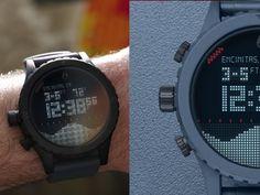 Dribbble - digital tide teaser by Dann Petty #icon #digital #watch