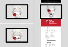Best Awards Alt Group. / New Zealand Opera communications #design #graphic #identity #opera #web